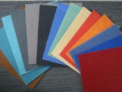 供应一帆订做不同规格的植绒纸