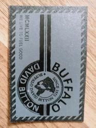 BUFFALO皮牌