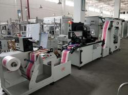 厂家供应全自动丝印机卷对卷印刷机