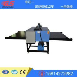 陶瓷玻璃铝板压花设备大幅面高温压烫机热转印液压机