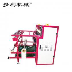 3D真空小型全自动数码织带滚筒热升华热转印机器设备