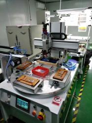 杭州市丝印机厂家玻璃丝印机衣服布料丝网印刷机