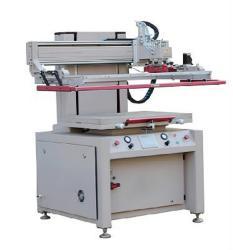 超薄LED灯箱导光板垂直电动丝印机