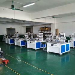 亚克力标牌丝印机亚克力镜片丝网印刷机亚克力板网印机