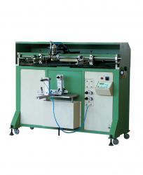 垃圾桶丝印机垃圾箱网印机喷雾器桶丝网印刷机矿泉水桶滚印机