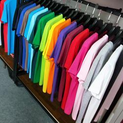 短袖T恤批量订制十八色全色可批量订制团体衫广告衫会服班服营销推广