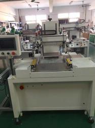 眼罩丝印机无纺布网印机布料丝网印刷机厂家