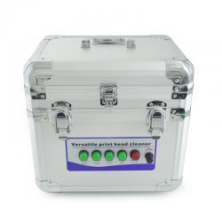 柯尼卡512溶剂墨水清洗机精工510喷头清洗机北极星喷头清洗机