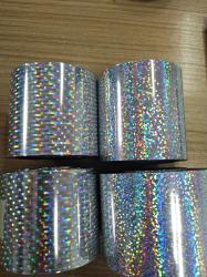 烫塑料卡片覆膜纸纸张专用刮刮烫金膜10标准卷起订