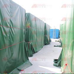 厂家直销汽车篷布_平板车防雨篷布_PVC篷布加工