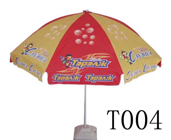 广告伞数码印花