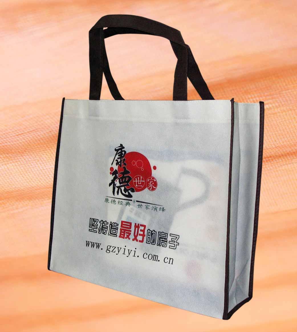 2012年无纺布广告袋印花