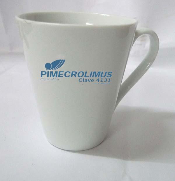 陶瓷杯公司logo热转印丝印移印