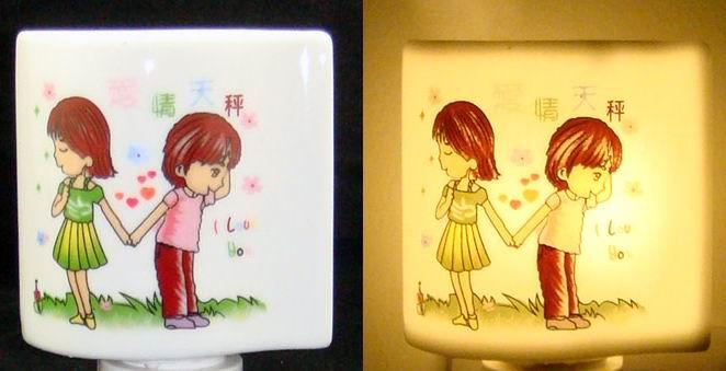 苏州南京杭州小夜灯热转印印刷