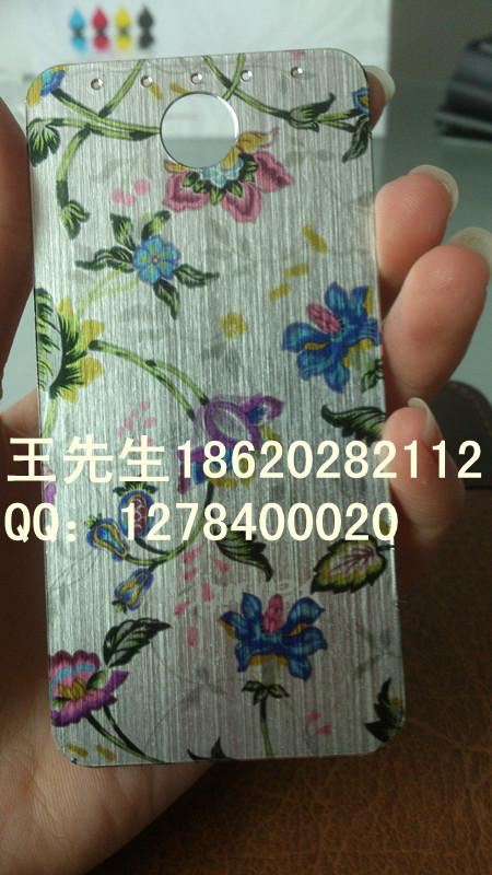 手机壳移动电源彩色印花加工 数量不限来料加工