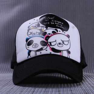 帽子裁单方面料热转移印花