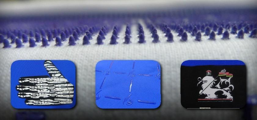 硅胶印花--加工
