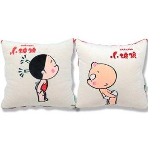 上海个性小抱枕热升华印花,活性印花定制
