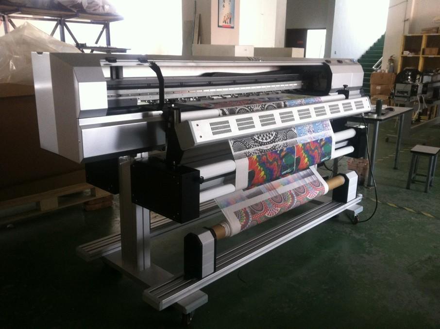 直喷涂料数码印花机