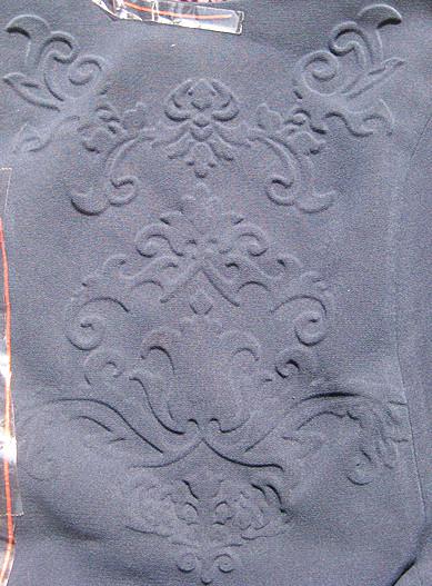 服装面料凹凸压花 皮具箱包立体压花 厚板转印烫画