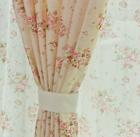 圣润窗帘印花