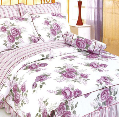 床上用品数码热升华印花