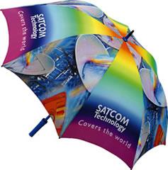 雨伞数码热升华印花