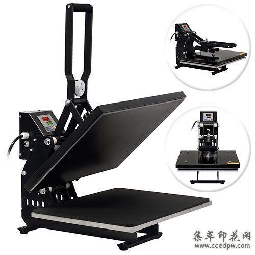磁性半自动热转印印花机 T恤烫画机 个性手机壳制作数码印刷