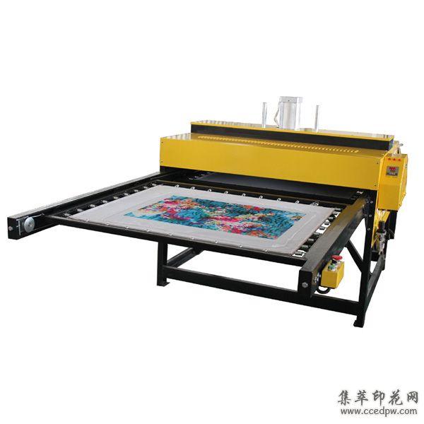 阿普莱斯 FZLCD2气动大面积热转印烫画机