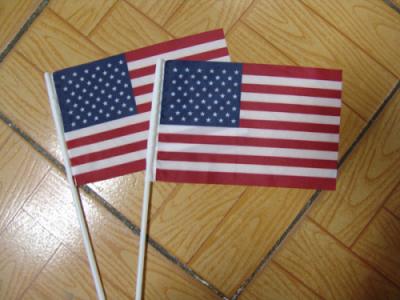 供应2014年最新旗帜印花批发 定做加工