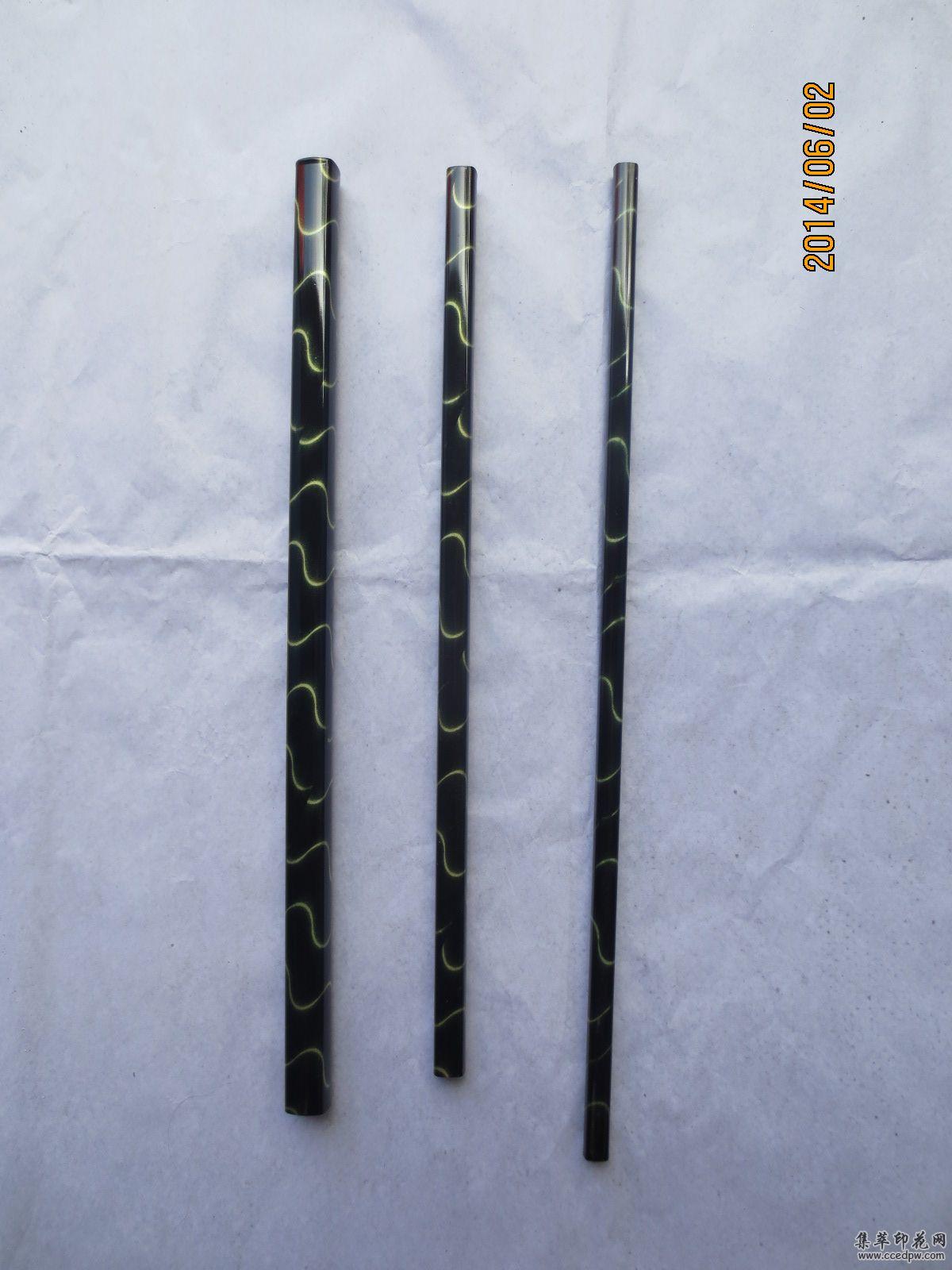 金属印花:金属方管渔具印花