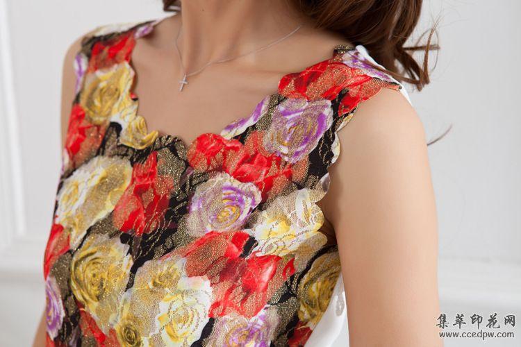 山东青岛蕾丝匹布印花厂家专业匹布印花高效率高质量印花厂家