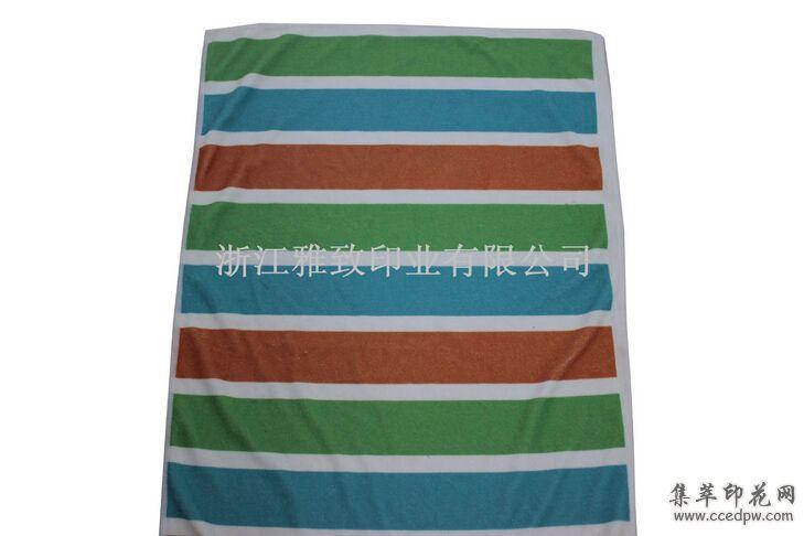 热升华转印加工 转移印花纸供应 毛巾印花印刷加工 定制
