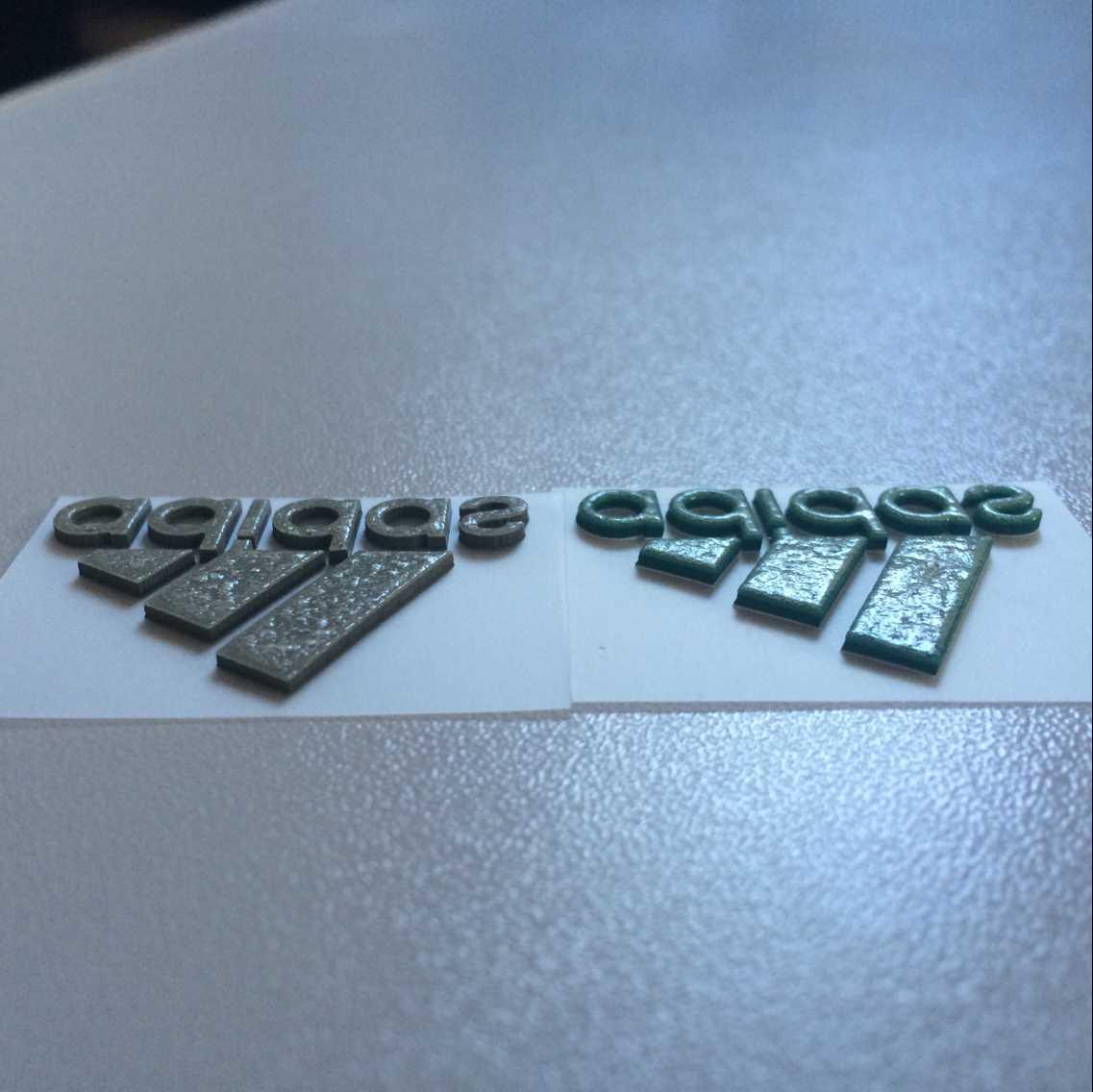 加工厚板热转印烫画硅胶