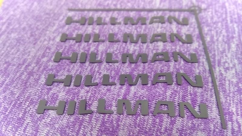 硅膠商標,硅膠熱轉印商標工廠