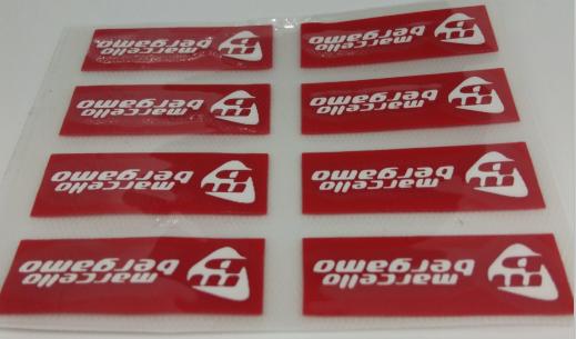硅胶烫标加工