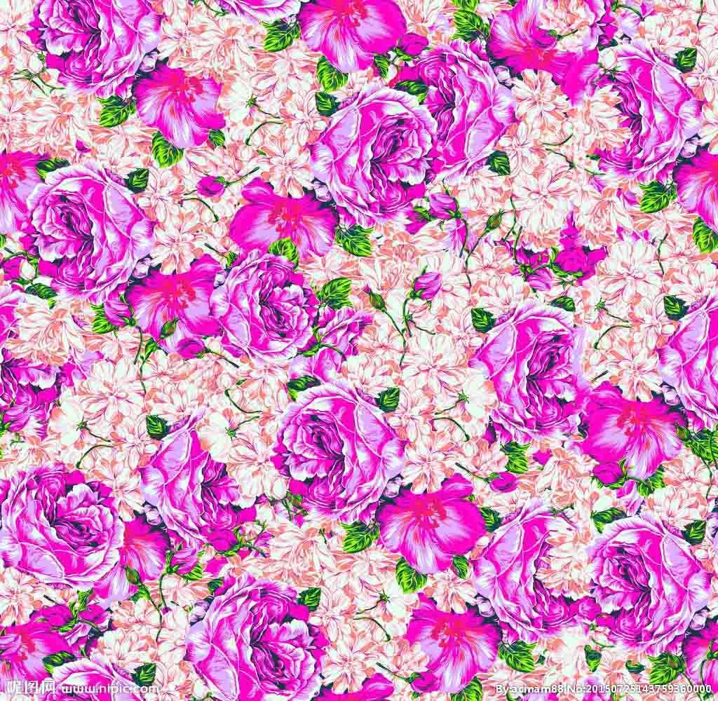 专业数码印花,花纹图案