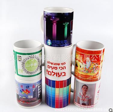 廣告杯禮品杯加工,特級熱轉印廣告杯/企業禮品定制廠家直銷
