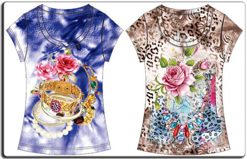 数码热转印印花|产品中心|广州华毅纺织品数码印花