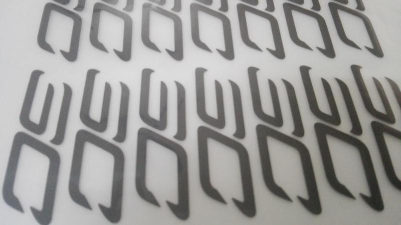 转烫商标,硅胶印,硅胶哑光热转印商标