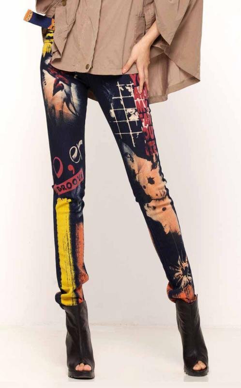牛仔裤数码直喷印花加工/牛仔面料数码直喷彩印加工