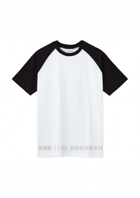 插肩式T恤