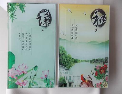 彩印加工服务亚克力印刷项目合作深圳亚克力 彩印加工