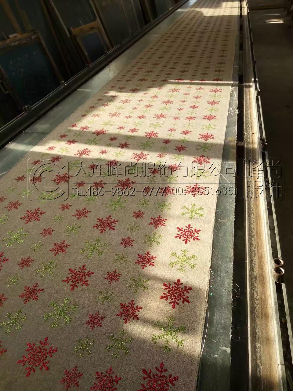 丝网印 胶印 水浆胶浆 厚板 大连印花厂 大连服装印刷厂