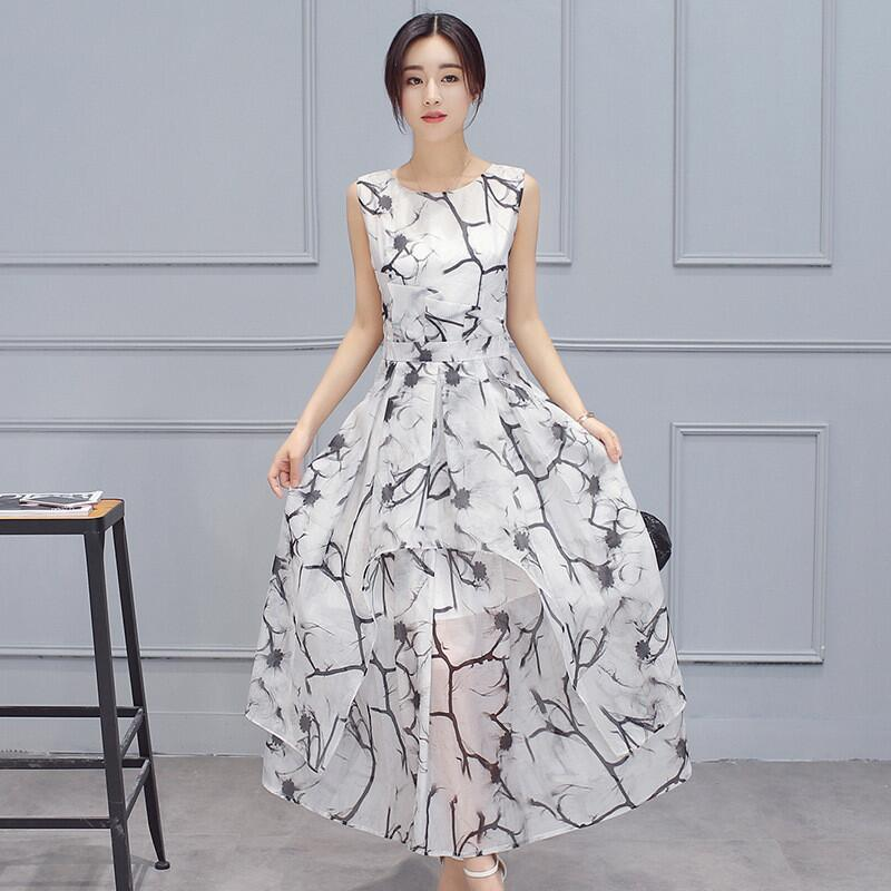 雪紡裙子滿印,印花加工,重慶藝澗數碼印花加工廠