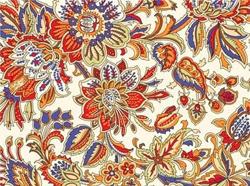 面料传承与流行的碰撞——印花工艺