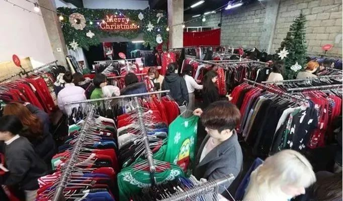 二手服饰市场很吃香!美国将达510亿美元市??!