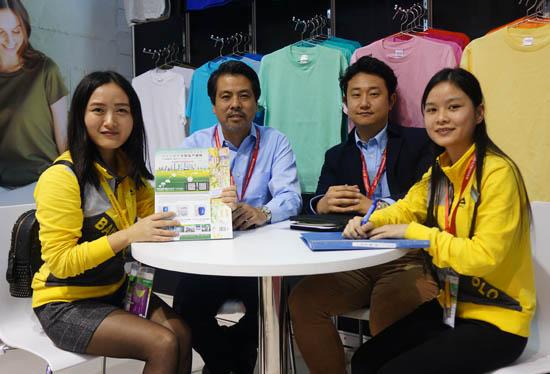 个性印花  定制属于你的潮范儿 ——汤姆斯(上海)纺织品有限公司