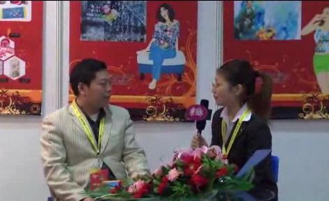 展会专访:深圳市诚运达热转印设备及材料有限公司
