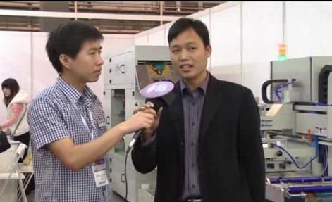 展会专访:深圳市领创精密机械有限公司